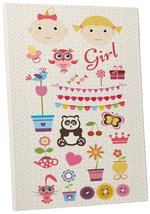 "Pingo World 0722Q9Z39HG ""Girl Toys Children Kids"" Gallery Wrapped Canvas... - $53.41"