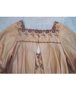 Peignoir Set, Warner's Vintage Gown and Robe  Med - $30.00