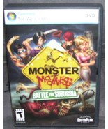 Monster Madness: Battle for Suburbia PC DVD Game in hard case w/graphics - $17.96