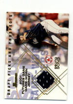 2001 Bowman Draft Picks and Prospects Futures Game Relics #FGR-SS Seung Song NM- - $6.99