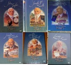 The Modern Prophets, DVD Set (Mormon LDS Presidents Smith, Young, Taylor... - $85.00