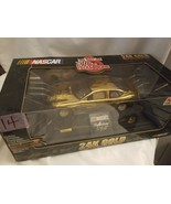 Racing Champions 24K Gold Plated Jeff Burton #9 Track Gear Limited Editi... - $74.20