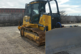 2012 DEERE 750K XLT For Sale In Coal Valley, Illinois 61240 image 4