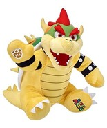 Build a Bear Bowser King Koopa Nintendo Super Mario Bros 15in. Stuffed P... - $189.95