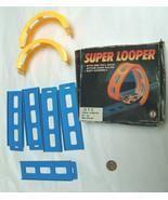 OTC 8208 SB Super Looper Action Dash Racer Track Only No Car - $9.34