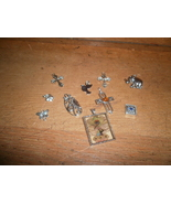 Necklace Pendants / Charms , Jewelry Making , Peacock , Cross , Elephant - $3.00