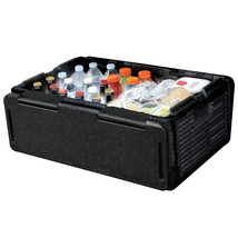 NEW! Chill Chest Cooler 60 Cans Collapsible  Insulated, Lightweight,  - $53.15