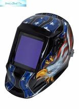 Instapark ADF Series GX990T Solar Powered Auto Darkening Welding Helmet ... - $117.85