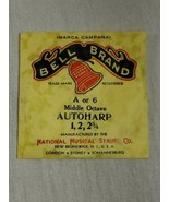 Bell brand AutoHarp Strings A or 6 middle octave 1, 2, 2 3/4 (a12-2) - $14.85