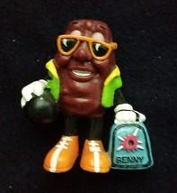 "Hardee's ""Benny the Bowler"" PVC 2 1/2"" Figure  - $4.25"