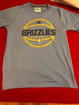 adidas ultimate tee medium Grizzlies NBA Basketball - $5.00