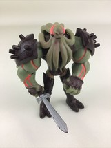 "Ben 10 Vilgax 5"" Action Figure with Sword Playmates 2017 Squid Octopus C... - $29.65"