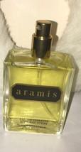 Aramis 3.7 Oz Spray 110 Ml Eau De Toilette Edt Men Cologne Perfume Unboxed - $28.80