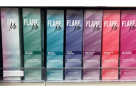 Clairol Professional Flare Me Permanent Cream Hair Color 2 oz. Choose Yo... - $8.30