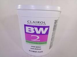Clairol Professional BW 2 Dedusted Extra Strength Powder Lightener 8 oz 12-C  - $15.84