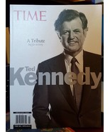 TIME A Tribute 1932-2009 Ted Kennedy 2009 - Paperback - $7.59