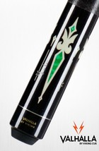 Black VA321 Pro Taper Valhalla Viking Cue Billiard Pool Stick Lifetime Warranty - $115.49+