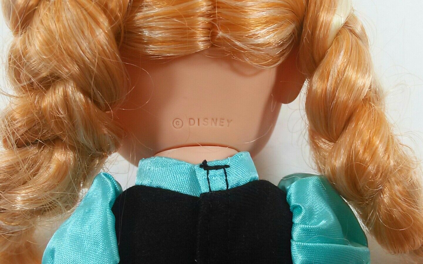 "Set of 2 Includes Disney 15"" Elsa & 12"" Ana Toddler Hard Dolls Frozen B274"