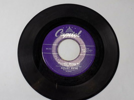 CAPITOL 45 RPM VINYL RECORD 54-724 MARGARET WHITING It's a Most Unusual Day - £2.79 GBP