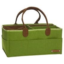 Baby Diaper Caddy Organizer - Portable Diaper Tote Bag for Car Travel - ... - $32.74