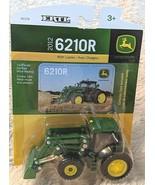 John Deere TBE45378 ERTL 6210R Tractor With Loader Die Cast Metal Replica - $15.99