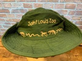 SAINT LOUIS ZOO Safari Cap Hat Kid's Youth - $9.89