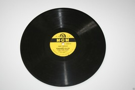 "Jimmy Durante - Chidabee-Ch-Ch(Yah-Yah-Yah) 10"" 78rpm shellac MGM Record... - $8.81"