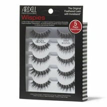 2 PACK Ardell Demi Wispies Eyelashes 5 Pairs - $17.54