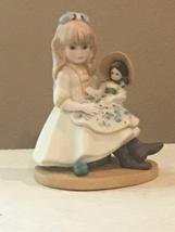 """Jan Hagara """"Melanie and Scarlet O'Hara"""" Limited Edition 1985-86 Figurine - $35.00"""