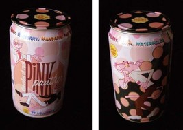 Pink Panther Chupachups Lollipop Candy Tin 1999 Empty - $19.99