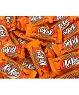 Kit Kat Orange Creme Crisp Wafers Bar, Snack Size Candy Bulk - 4 Pound Bag - $28.12