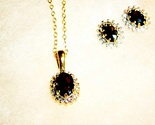 Sapphire oval cut set thumb155 crop