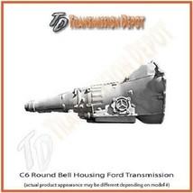 Ford C6  4x4 Transmission Round Bellhousing Stock Free Torque Converter - $1,678.05
