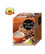 DAMTUH Walnut Almond Adlay Tea Powder 18g x 80 Korea Food - $71.54
