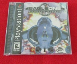 Eagle One: Harrier Attack (Sony PlayStation 1, 2000) - $8.90