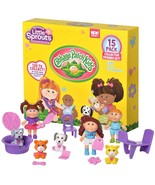 Cabbage Patch Kids Little Sprouts Collector Friends 15 Pack [New Ty] - $22.22