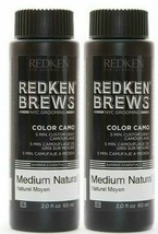 Redken Camo Medium Natural x 2 - $21.78