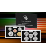 2017-S US Mint 225TH Anniversary Uncirculated ENHANCED 10 Coin Set In Mi... - $41.95