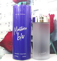 Montana Blu EDT Spray 3.4 FL. OZ. - $89.99