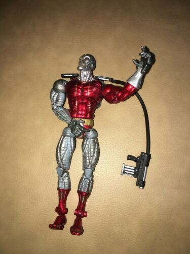 Marvel Legends Galactus BAF Series DEATHLOK Action Figure Toy Biz 2005