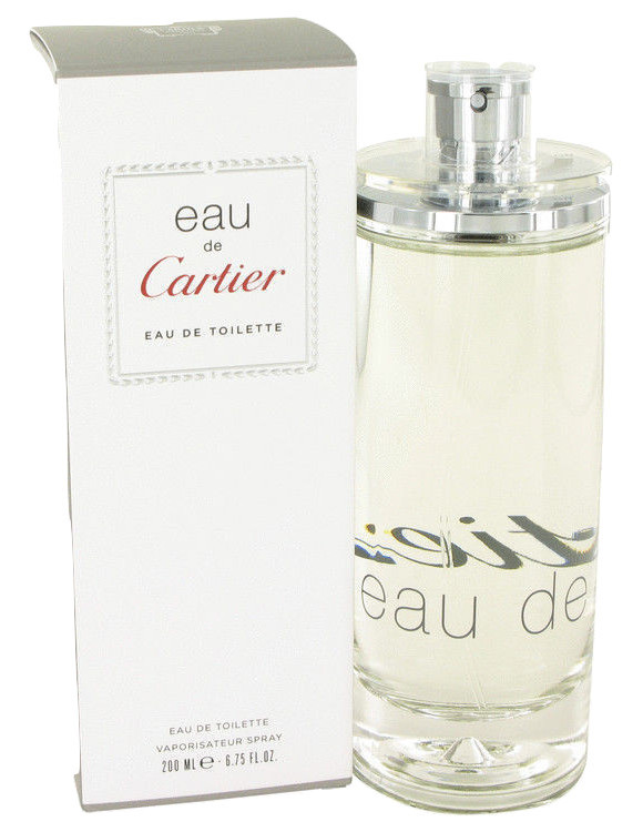 eau DE Cartier -VETIVER BLEU