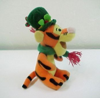 Disney Store Exclusive Winnie the Pooh Tigger Christmas Ornament
