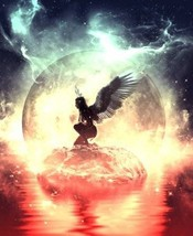 ARCHANGEL EMBODIMENT SPELL! 1000 ANGELS CALLED UPON! SPIRITUAL IMMORTALITY! - $149.99