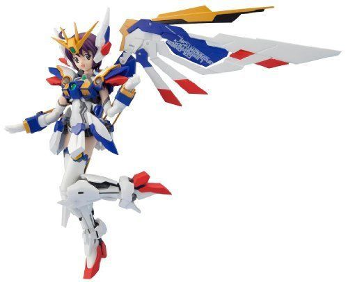 kb04c Bandai MS Girl Wing Gundam (EW) - Armor Girls Project