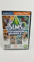 The Sims 3 Expansion Bundle (PC / MAC, 2013) EA Maxis Video Game Sealed New   image 3