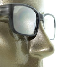Reading Glasses Modernist Frosted Simple Tech Spring Hinge Frosted Gray +2.75 - $18.00
