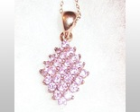 Pink topaz necklace thumb155 crop