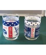 Apollo 11 And 13 Commemorative Glasses VGC Set Of Two - $7.00