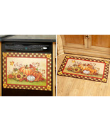 Thanksgiving Harvest Bounty Kitchen Collection - Choose Dishwasher Magne... - $19.98+