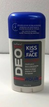 Kiss My Face Natural Man All Day Deodorant 2.48 oz NEW DISCONTINUED - $14.96